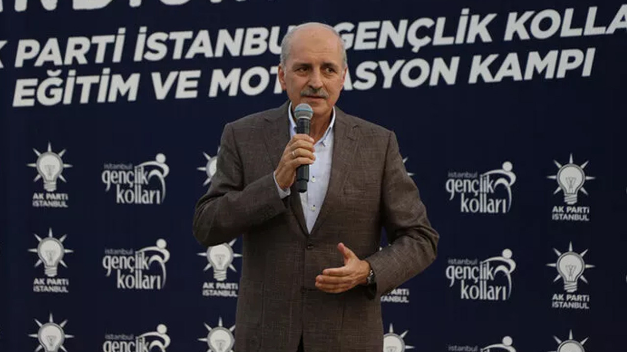 AK Partili Kurtulmuş: Z kuşağında birinci partiyiz