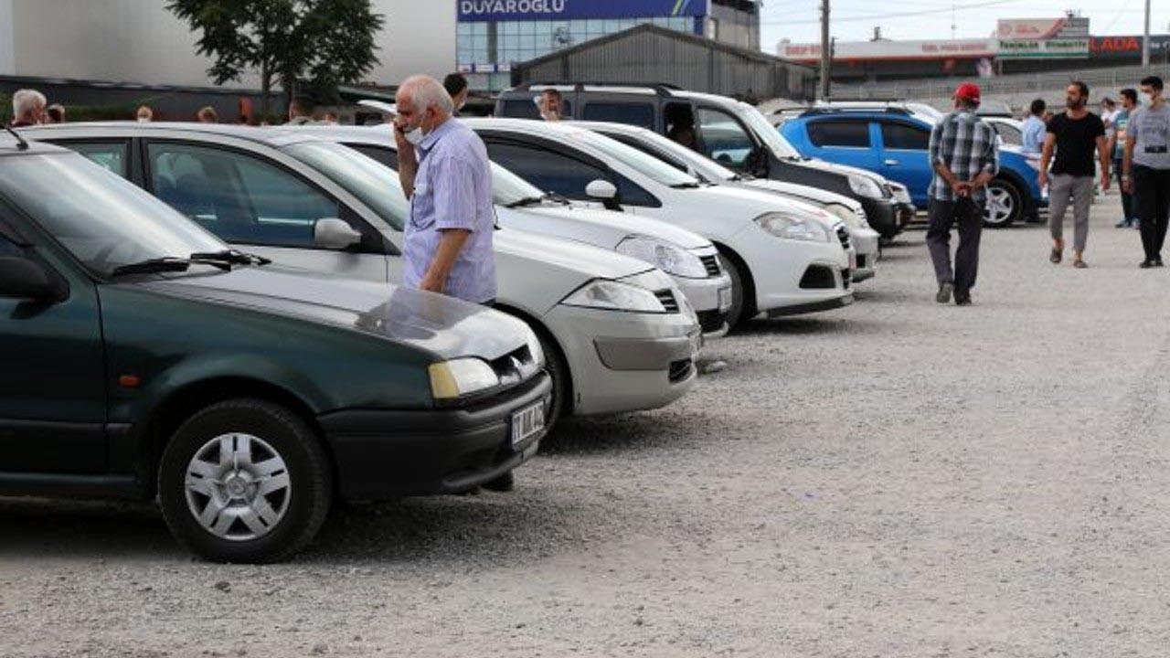 İkinci el otomobil hayali kuranlara kötü haber! Piyasa bir anda hareketlendi