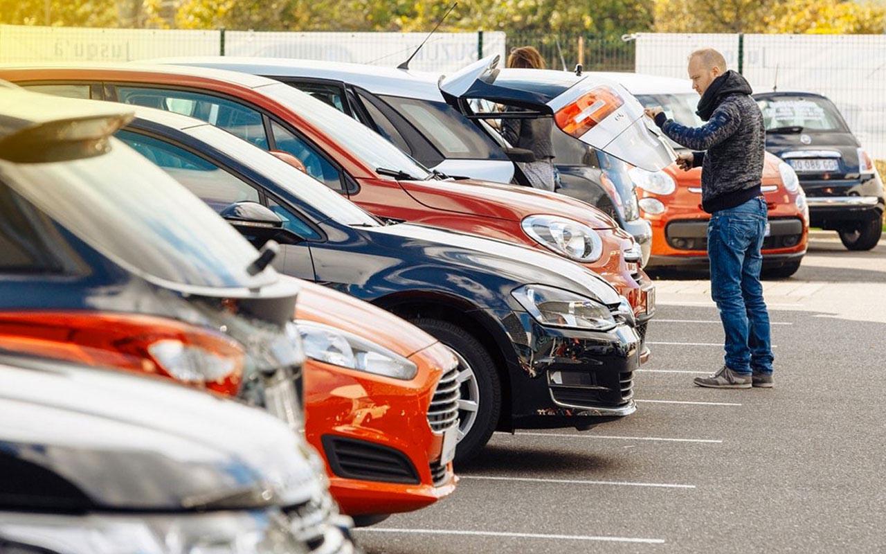 İkinci el otomobil piyasasında en çok satılan 10 marka belli oldu