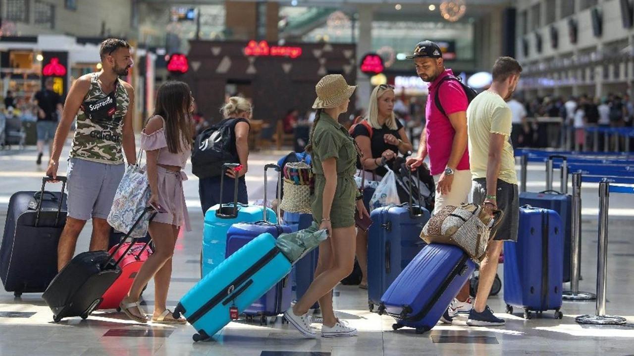 Turizme İngiliz turist dopingi: Can suyu olacak