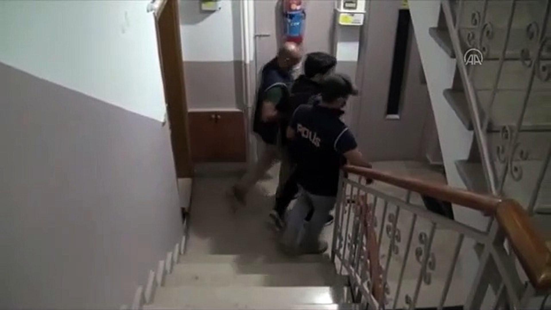 8 ilde FETÖ'nün TSK yapılanmasına operasyon: 33 gözaltı kararı