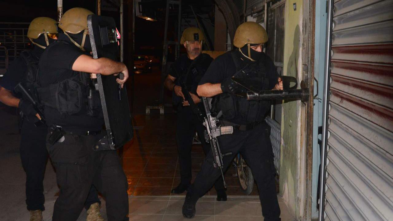 PKK/KCK'ya şafak operasyonu: 9 gözaltı