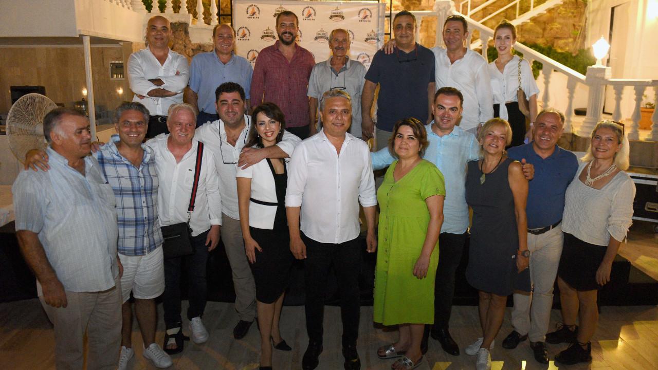 Muratpaşa Kaleiçi'nde festival heyecanı