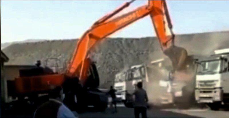 5 kamyonu hurdaya çevirmişti... Firma sahibinden akıllara durgunluk veren açıklama - Resim: 1