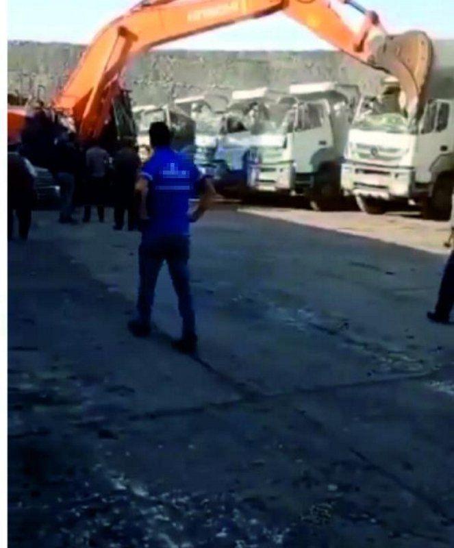 5 kamyonu hurdaya çevirmişti... Firma sahibinden akıllara durgunluk veren açıklama - Resim: 2