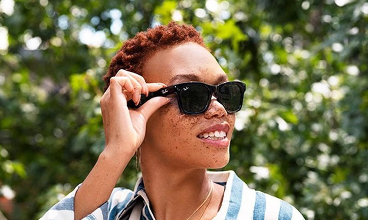 Facebook ve Ray-Ban'ın gizli kameralı gözlüğü tartışma yarattı - Resim: 1