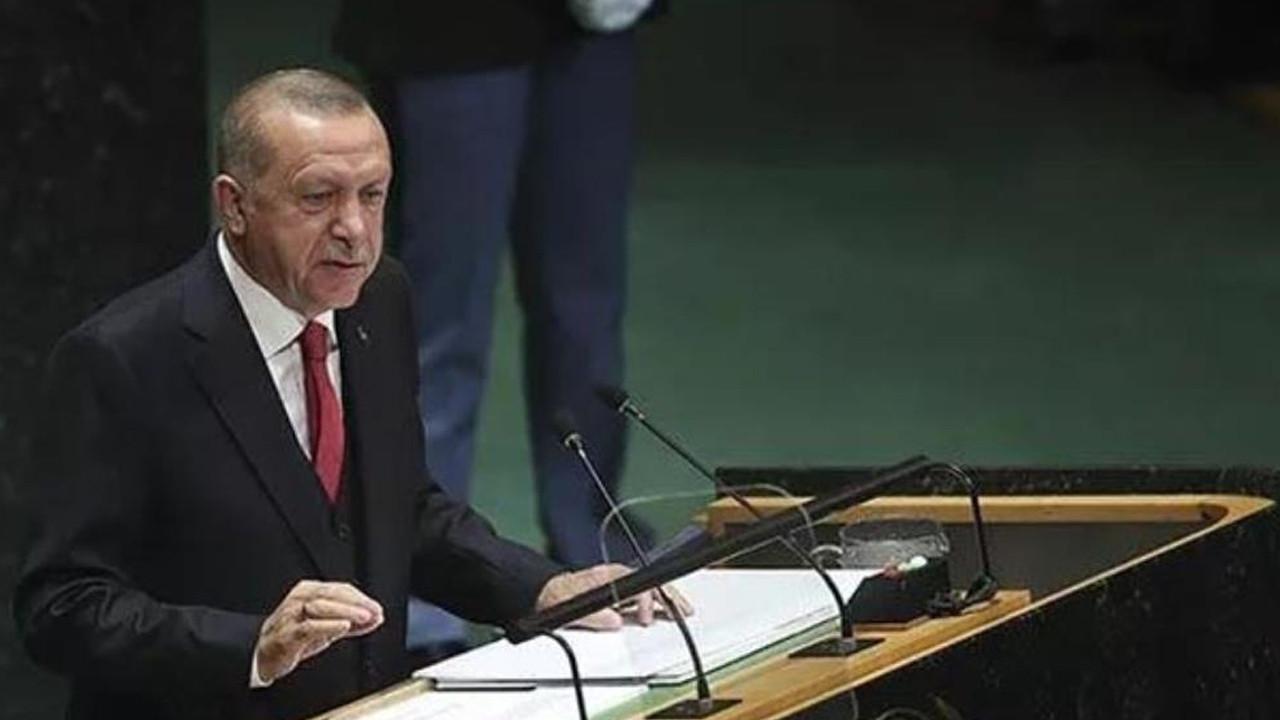 Cumhurbaşkanı Erdoğan'dan tüm dünyaya yerli aşı mesajı