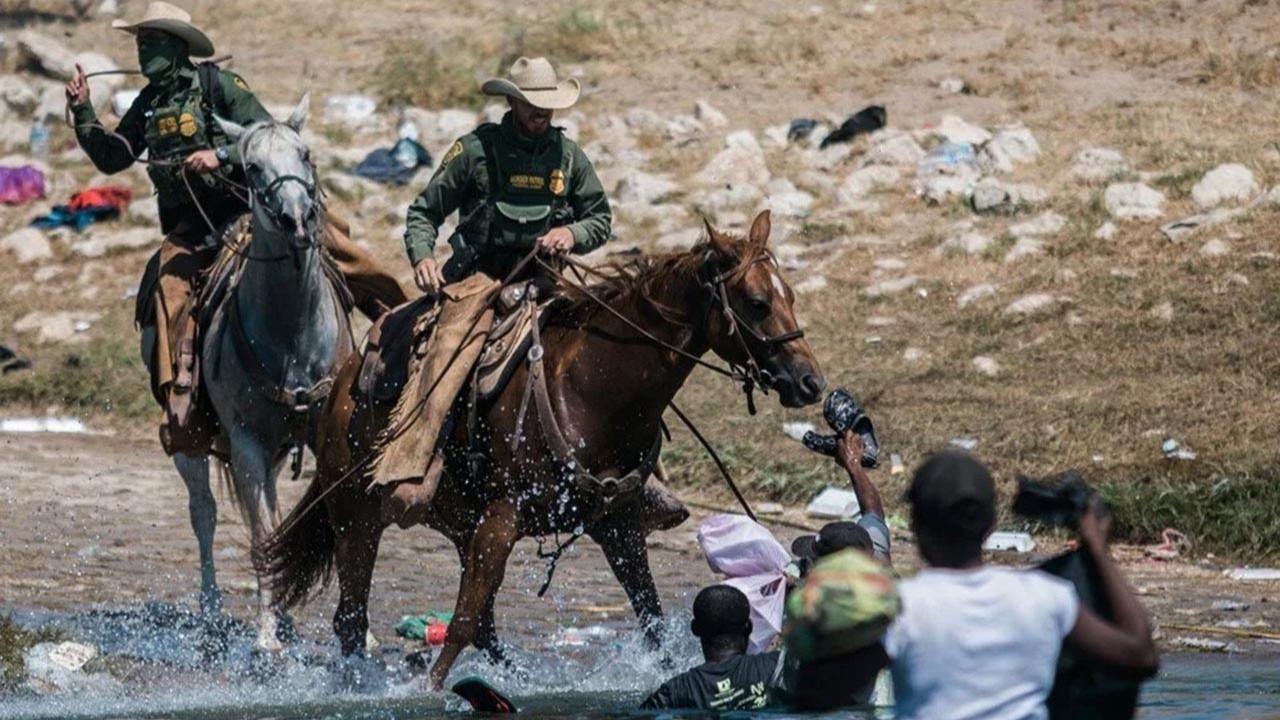 ABD-Meksika sınırında insanlık dışı görüntüler