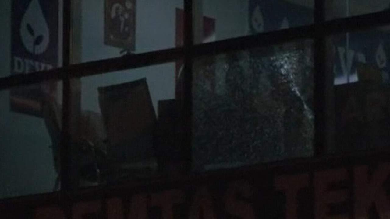 İstanbul'da Deva Partisi'ne silahlı saldırı