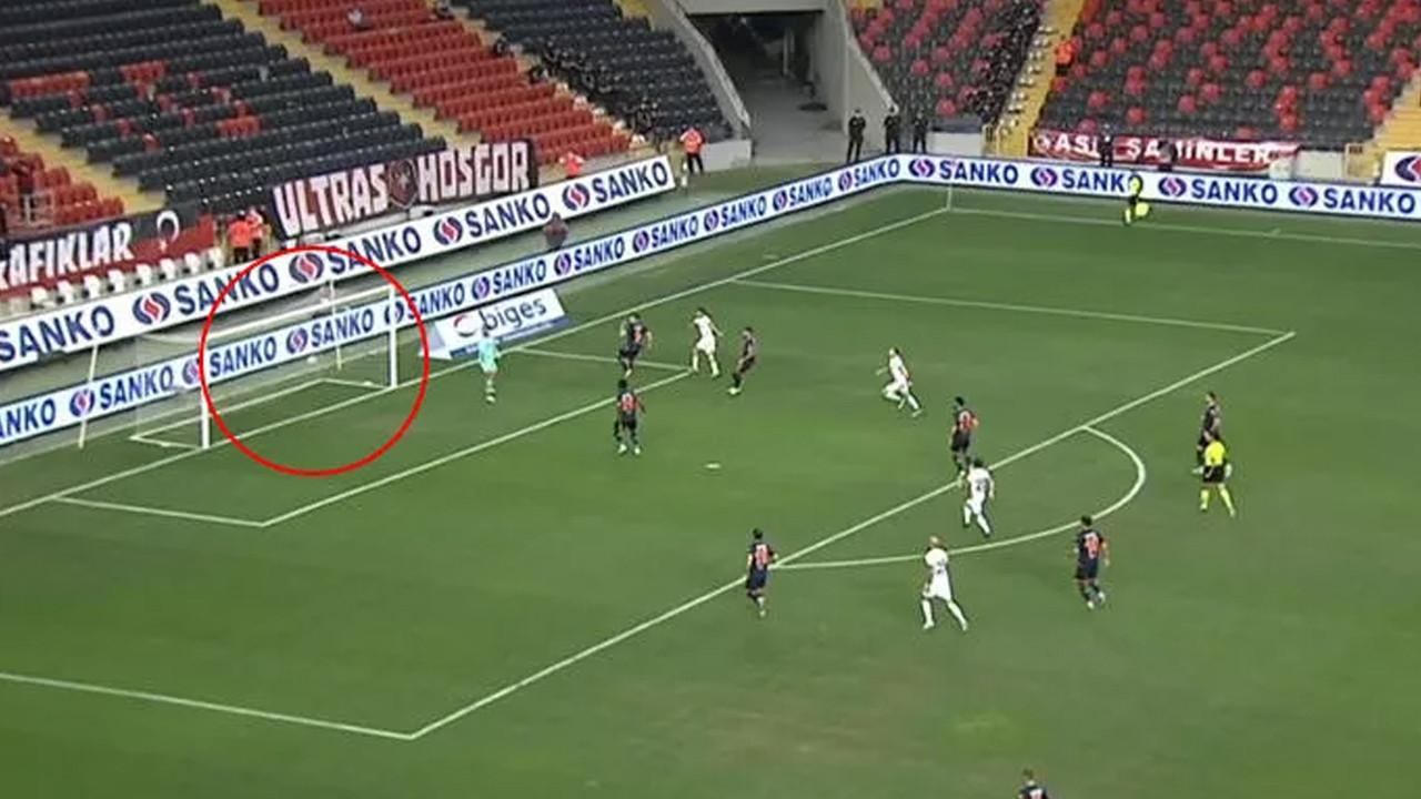 Muhammet Demir'den Süper Lig tarihine geçen gol
