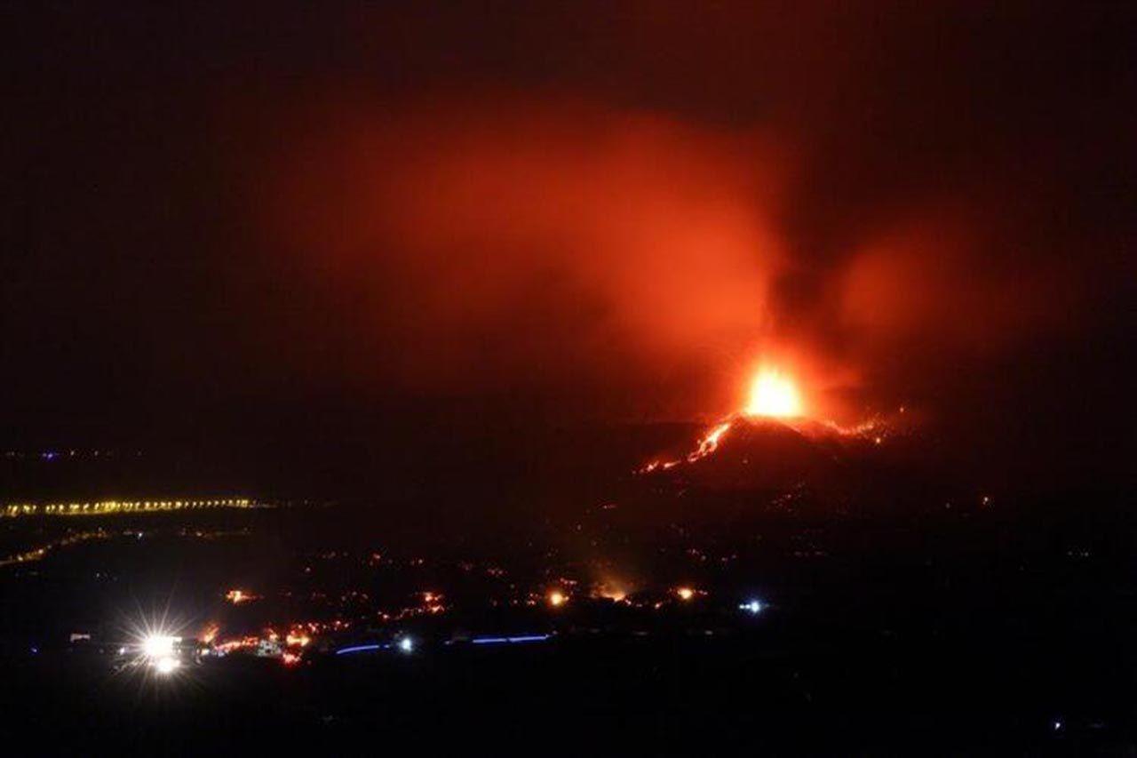Kanarya Adaları felaketi yaşıyor: Lavlar evleri ve yolları yuttu - Resim: 3