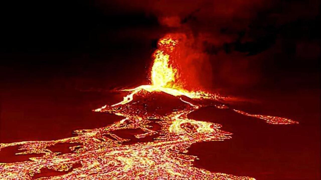Kanarya Adaları felaketi yaşıyor: Lavlar evleri ve yolları yuttu - Resim: 1