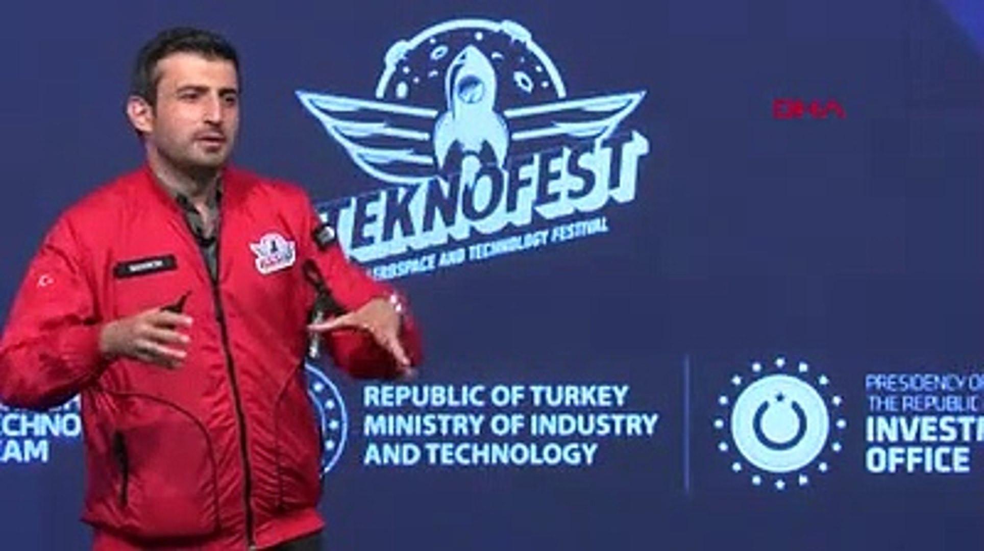 Selçuk Bayraktar'dan uçan otomobil açıklaması: ''Herkesi pilot yapacak''