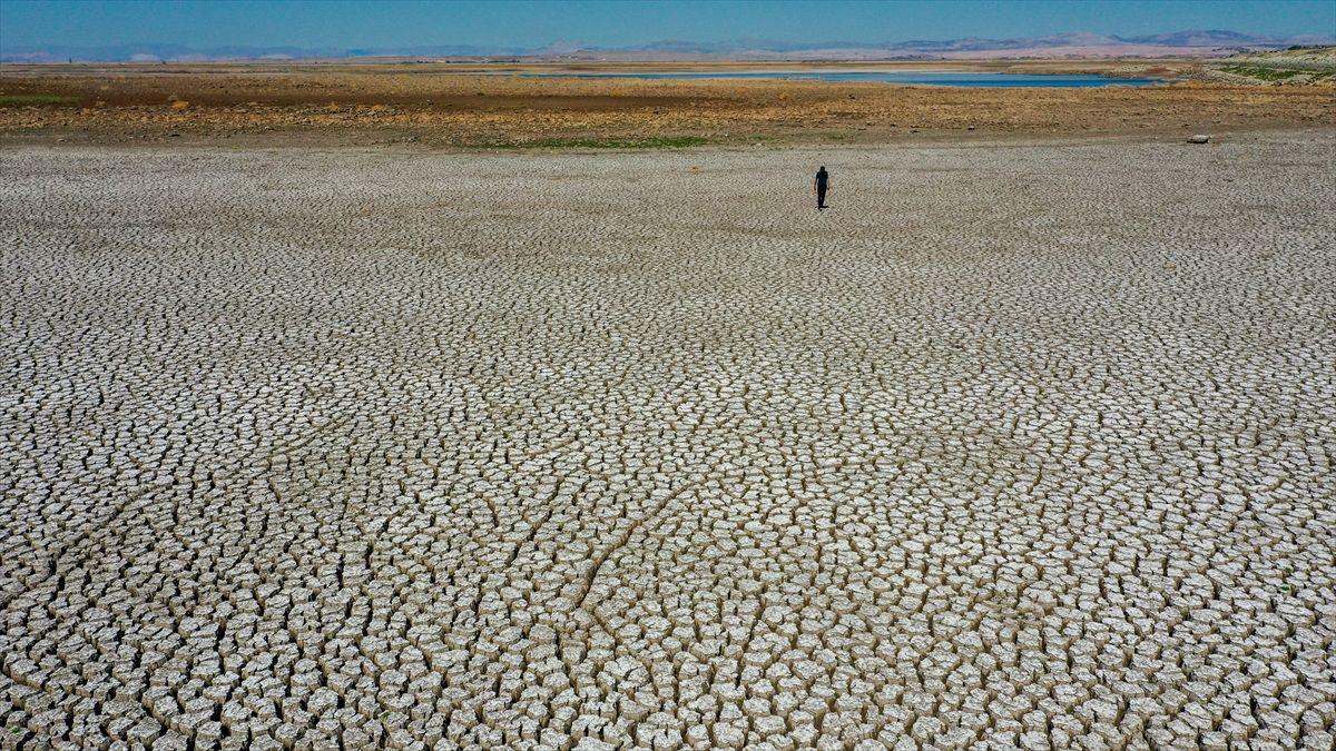 Devegeçidi Baraj Gölü alarm veriyor! - Resim: 1