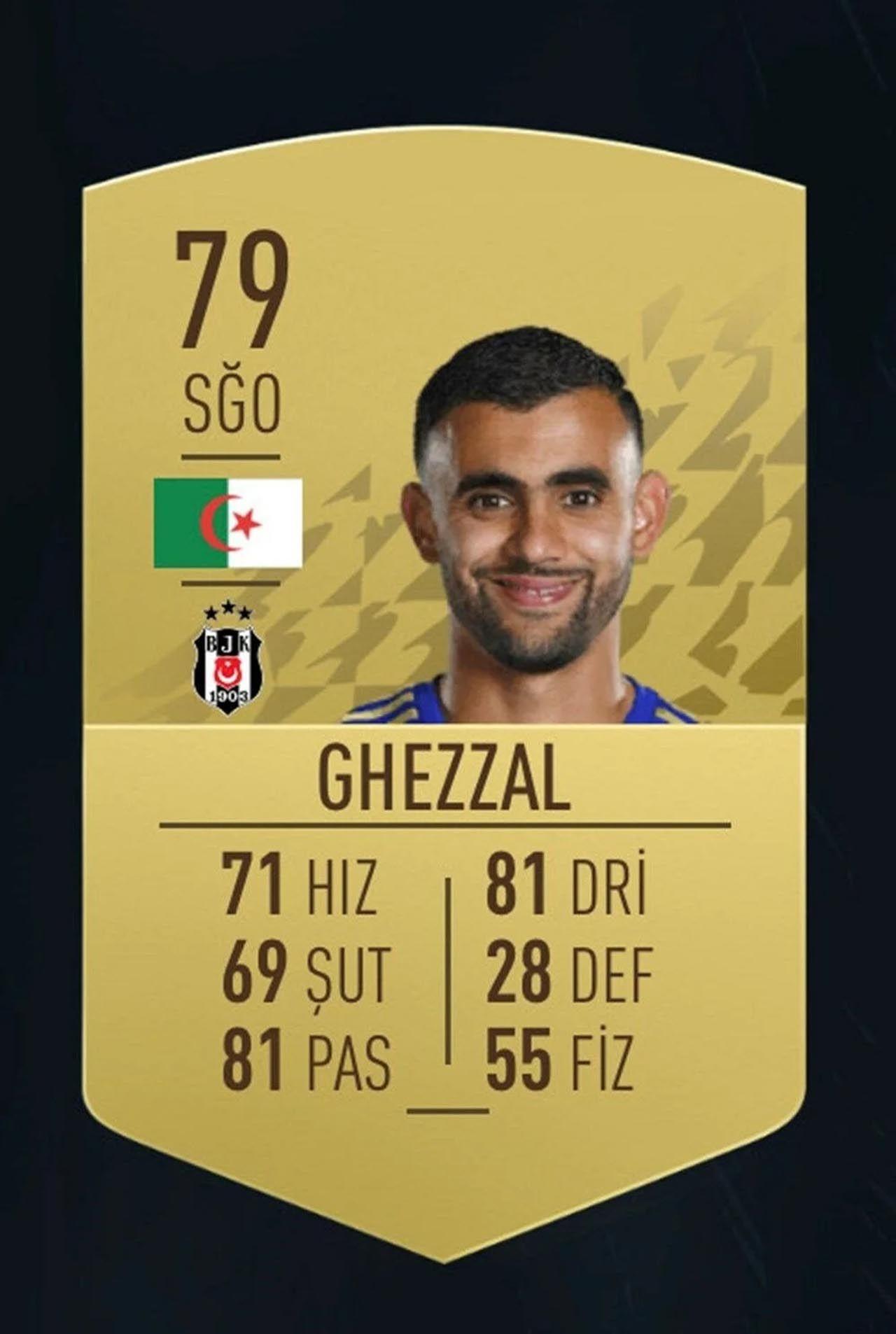 FIFA 22'de Süper Lig'in en iyi oyuncuları belli oldu - Resim: 3