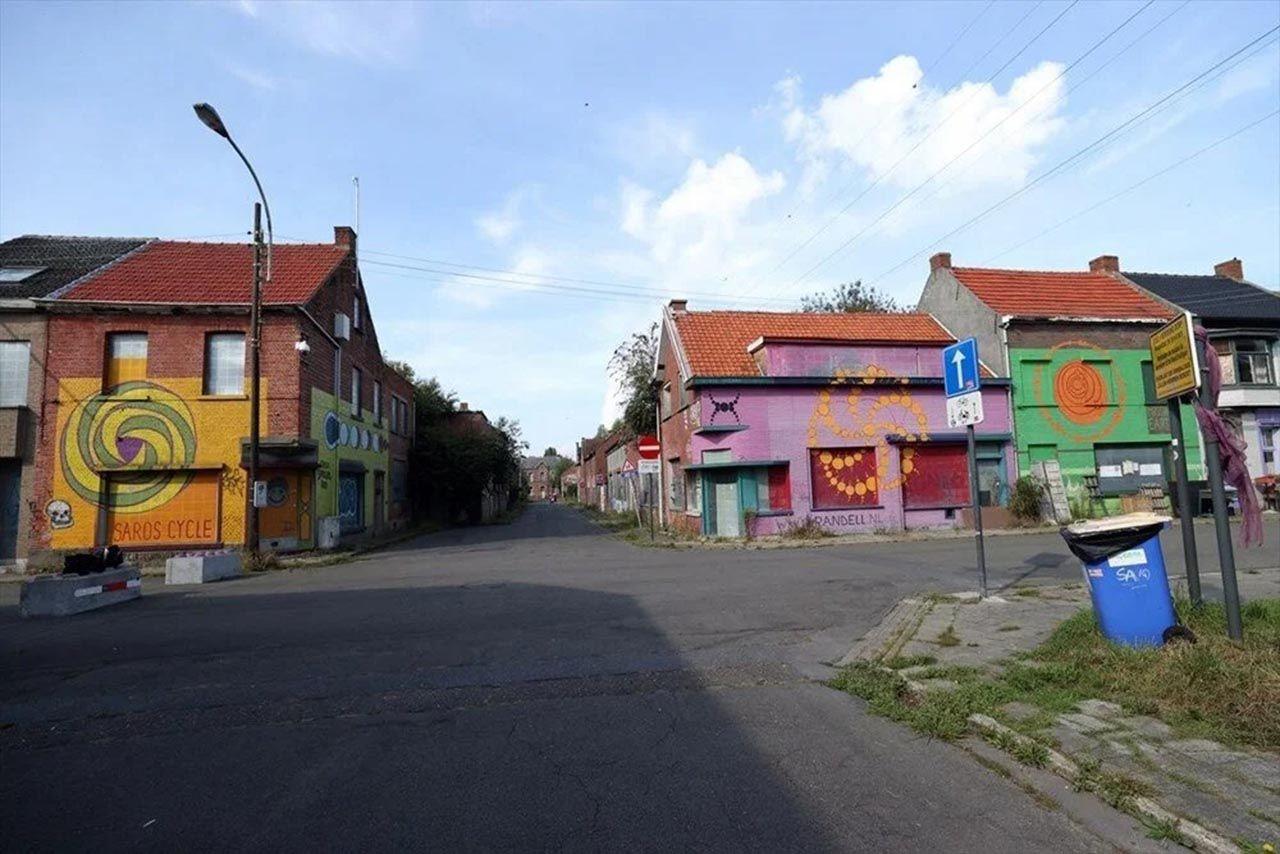 Sadece 20 kişinin yaşadığı hayalet kasaba: Doel - Resim: 3