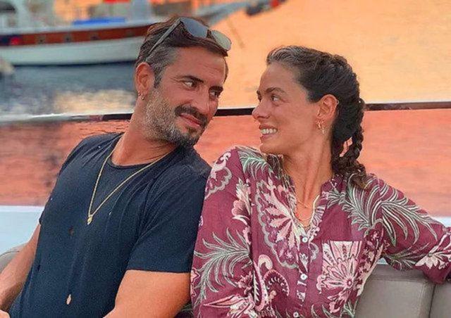 Özge Özpirinçci ile Burak Yamantürk'ün nikah fotoğrafları ortaya çıktı