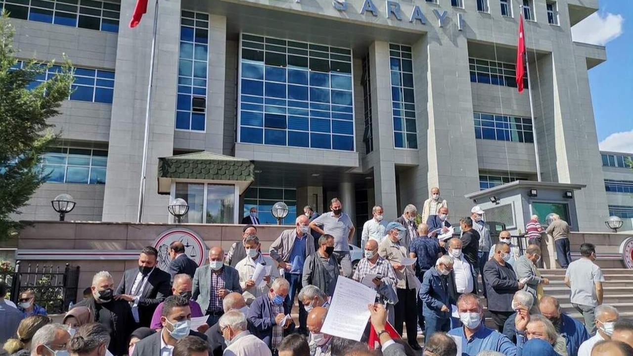 Erdoğan'a ''ceberrut'' demişti... Suç duyurusunda bulunuldu