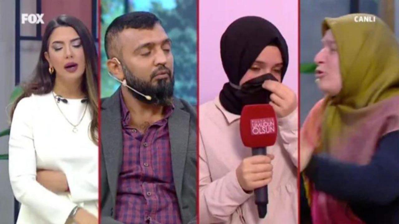 Fulya ile Umudun Olsun canlı yayınında Türkiye'yi şoke eden anlar