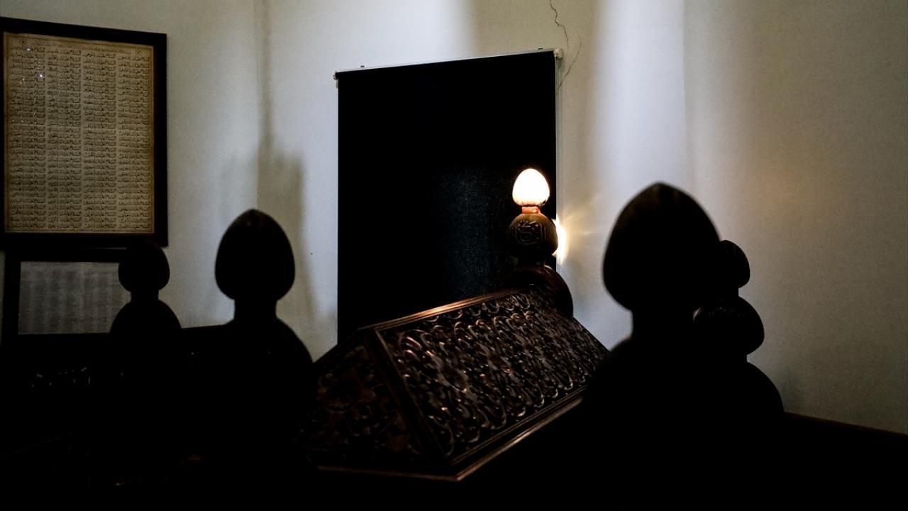 Siirt'te UNESCO Dünya Mirası Geçici Listesi'ndeki büyüleyen ''Işık Hadisesi'' kamerada!