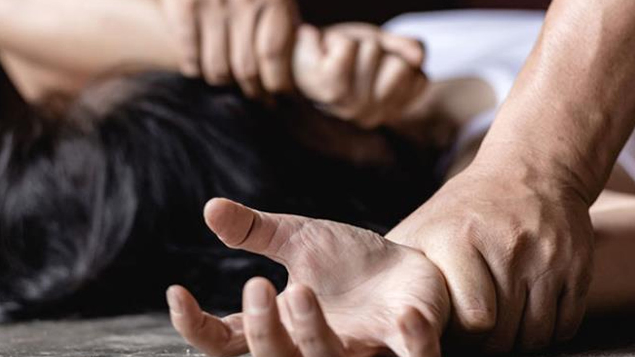 Ev partisinde tecavüz dehşeti! Genç kadın kabusa uyandı