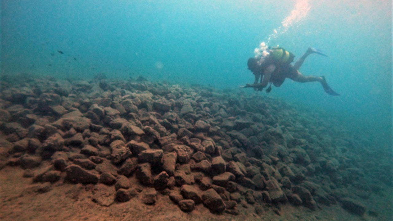 Su altında tarihi ''arayış''! Türkiye'nin derinliklerinde aranıyor