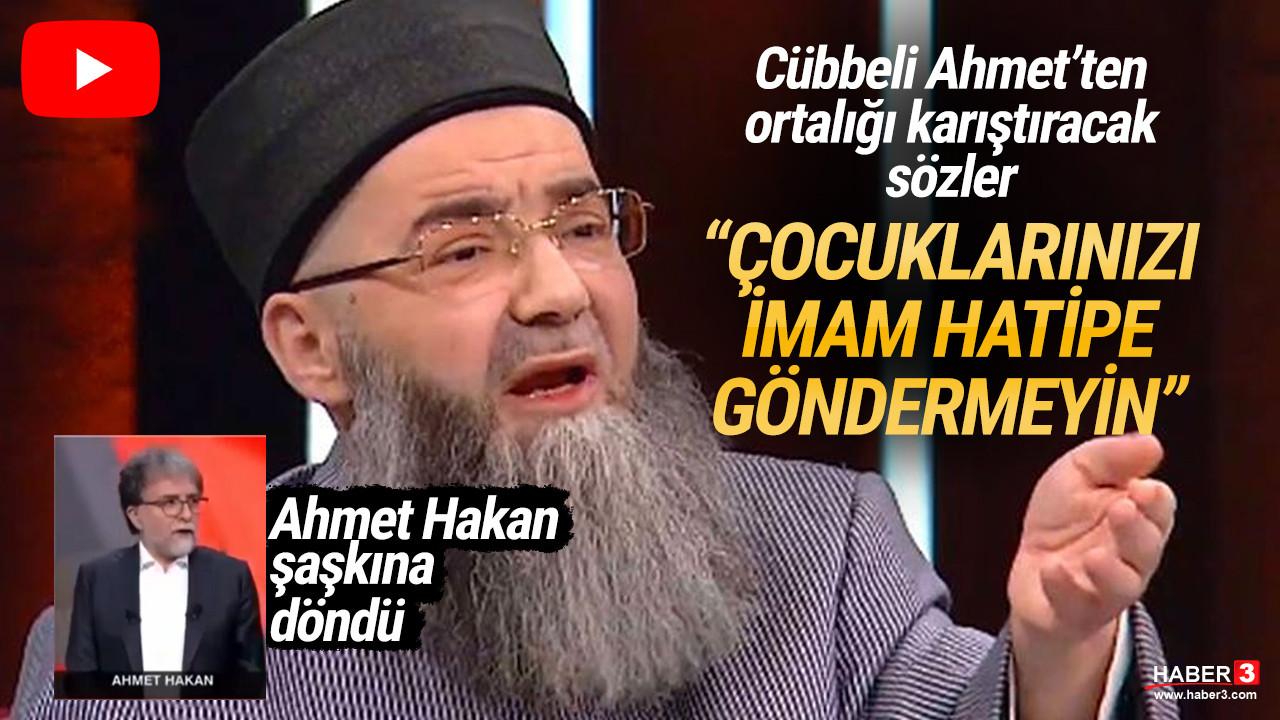 Cübbeli Ahmet: ''Çocuklarınızı imam hatipe göndermeyin''
