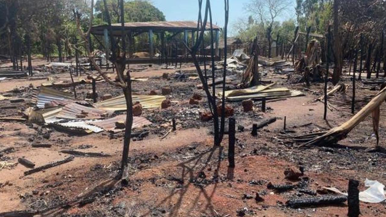 Sığır hırsızları köyü bastı: Çok sayıda ölü var