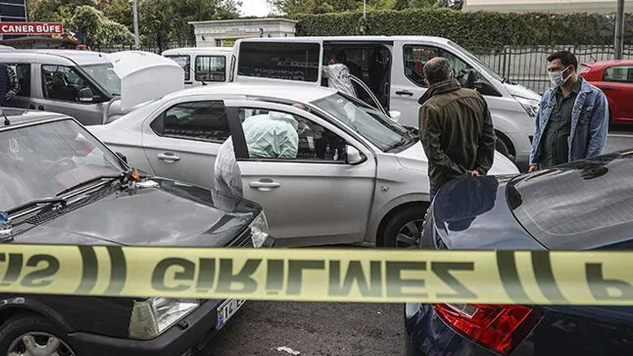 Ankara'da bir kişinin aracına silahlı saldırı