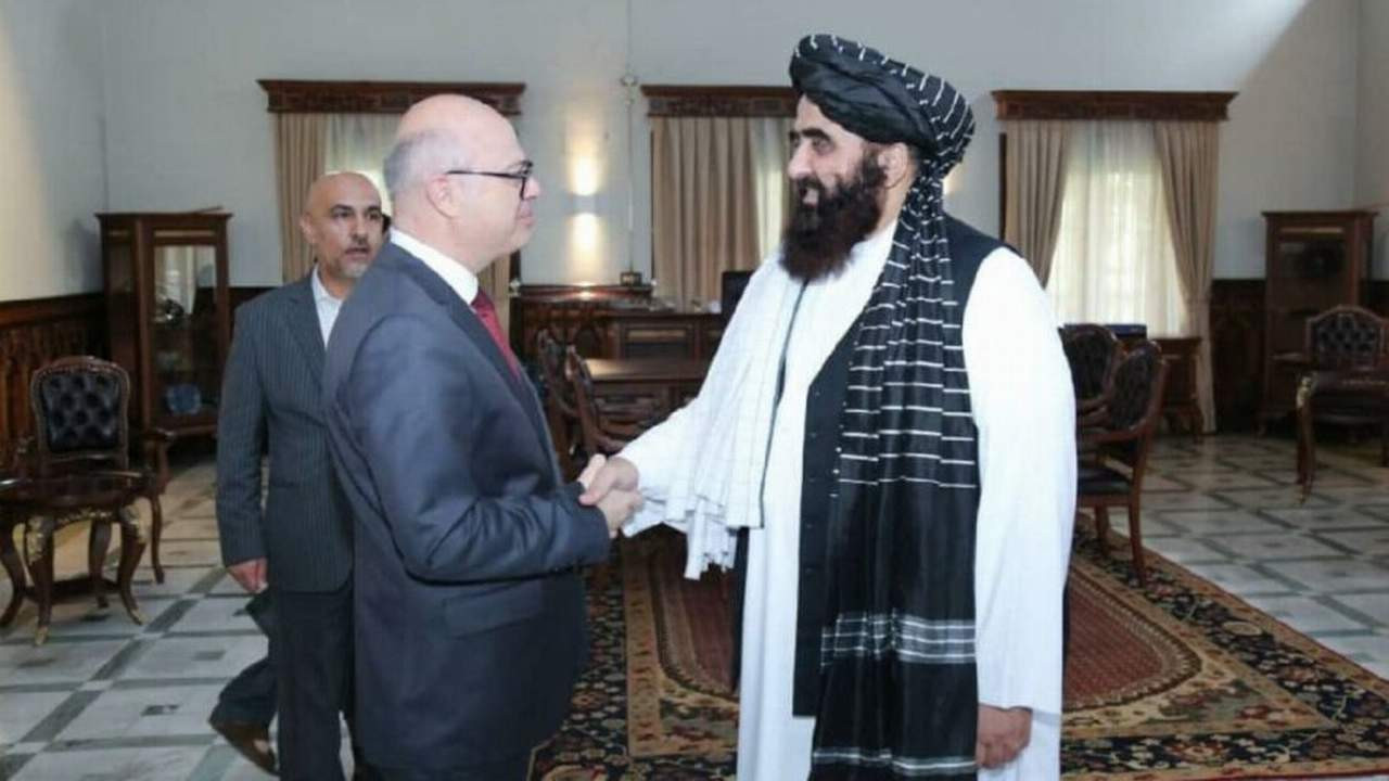 Türkiye ile Taliban arasındaki ilk temas