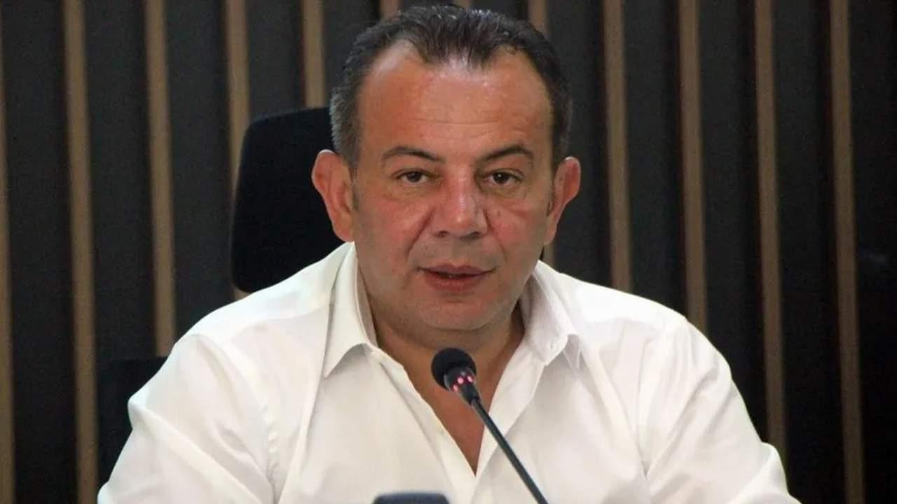 Bolu Valisi'nin göçmenlerle ilgili çıkışna Tanju Özcan'dan destek
