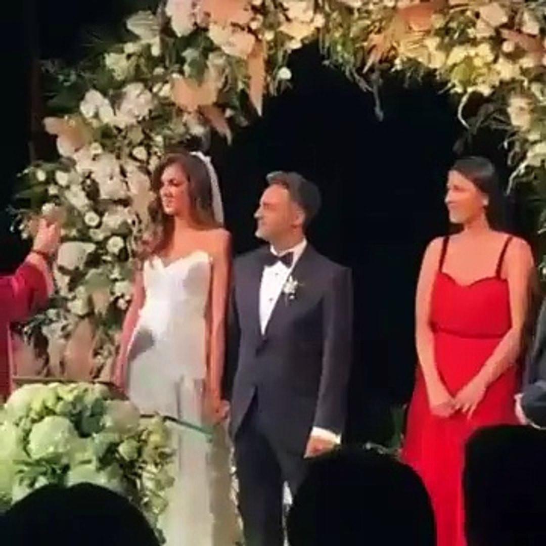 Ünlü şef Arda Türkmen evlendi