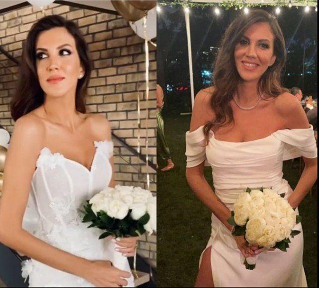 Ünlü şef Arda Türkmen ve sosyal medya fenomeni Melodi Elbirliler dünya evine girdi - Resim: 2