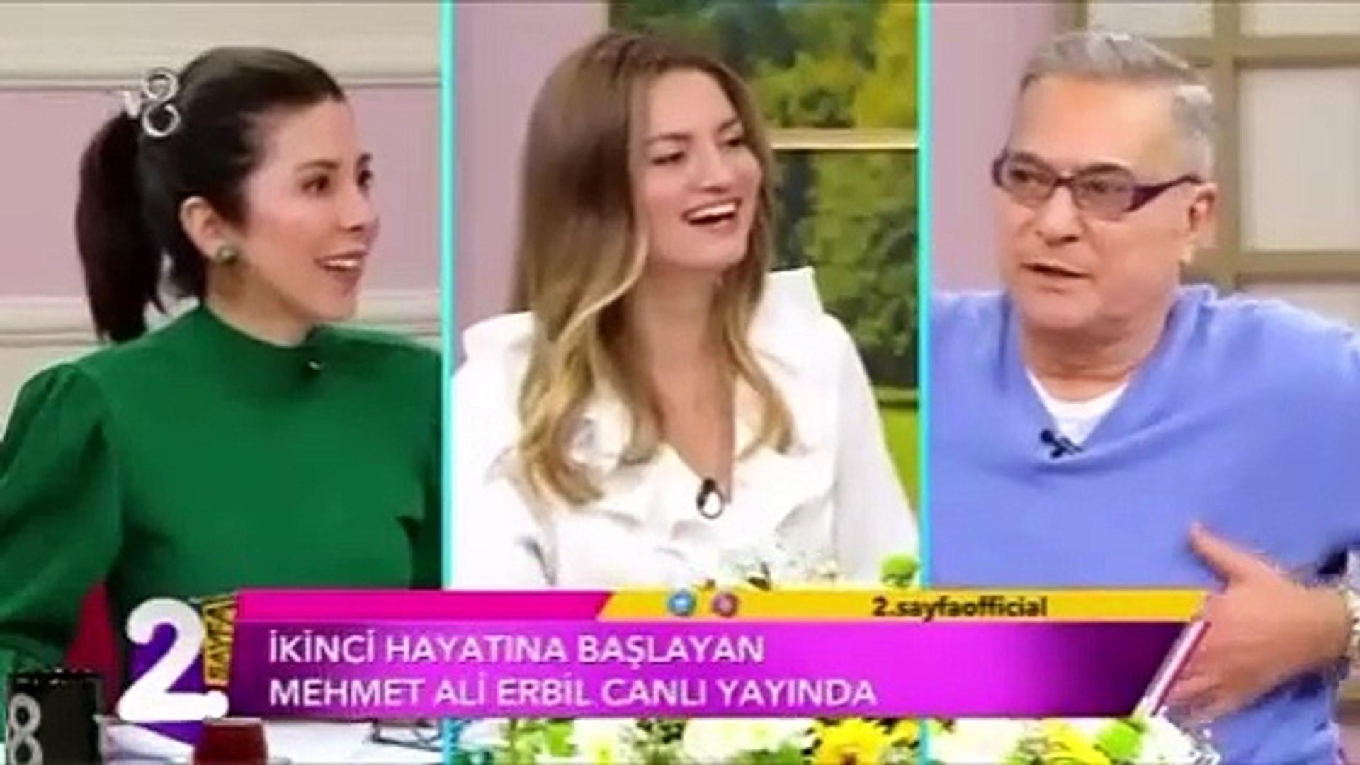 Mehmet Ali Erbil: ''Göğüslerim beni rahatsız ediyor''