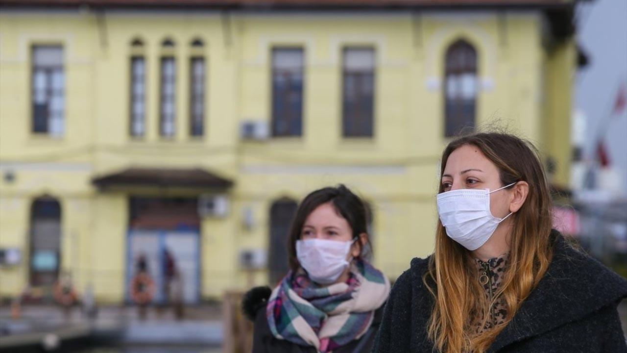 Kimsenin maske takmadığı ortamda maske kullanmak ne kadar etkili? İşte cevabı...