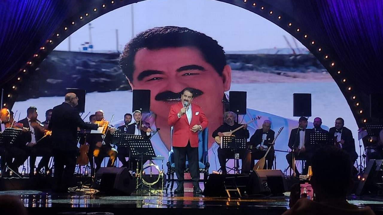 İbrahim Tatlıses'ten 12 yıl aradan sonra ilk konser
