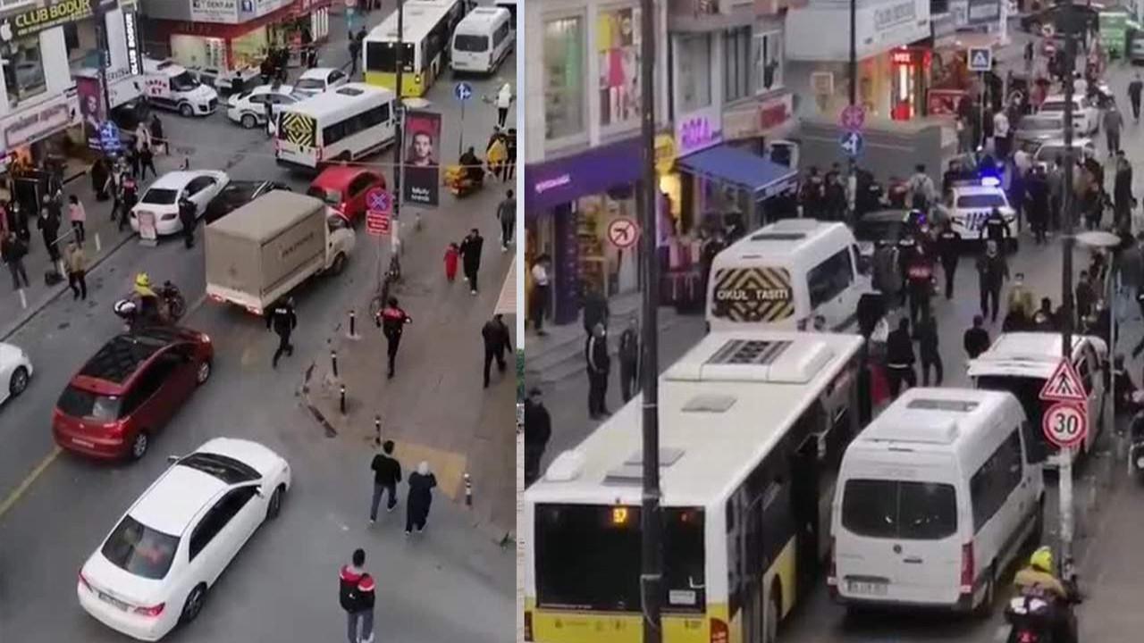 İstanbul'da pompalı dehşeti! Polis ateş açtı