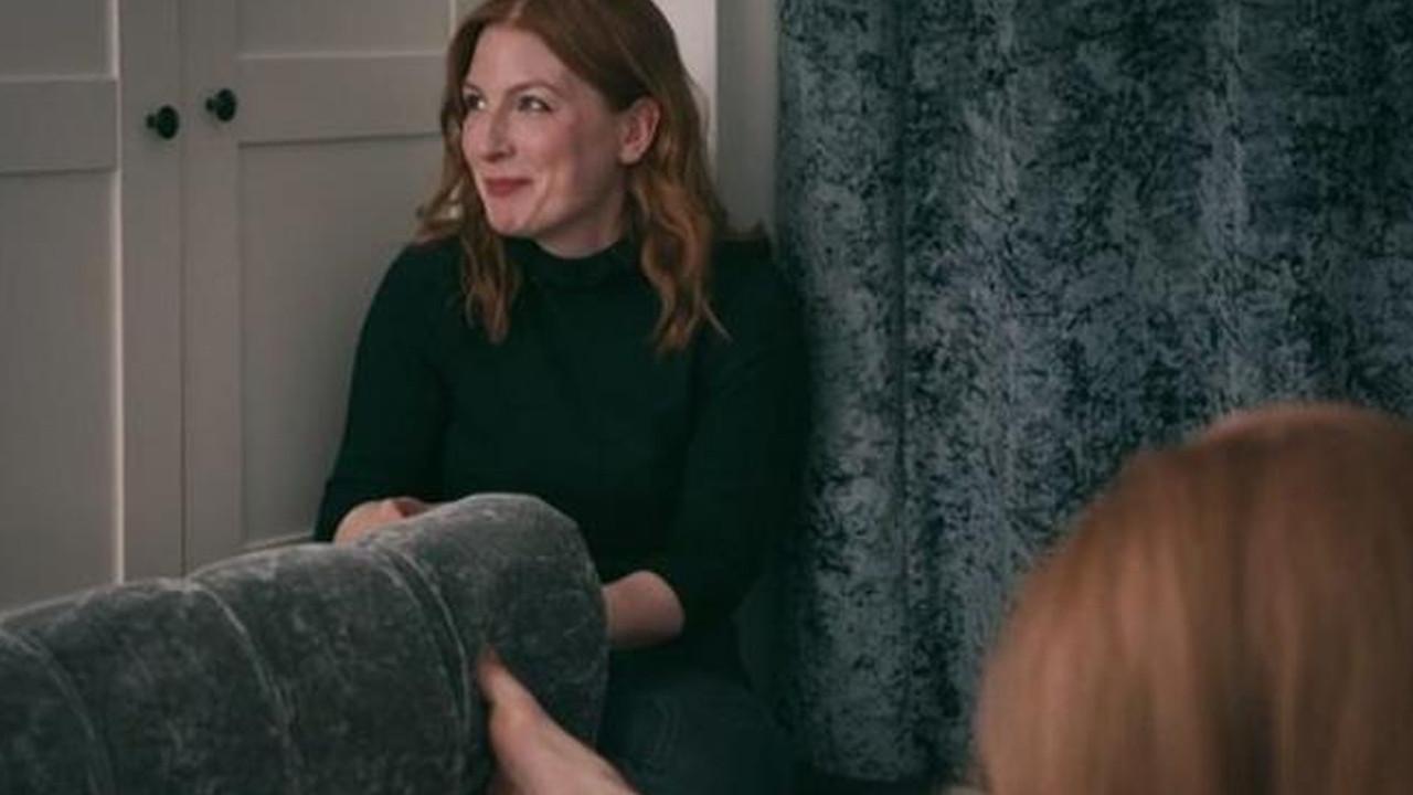 Röportaj sırasında cinsel ilişki skandalı! Sunucu gözlerine inanamadı