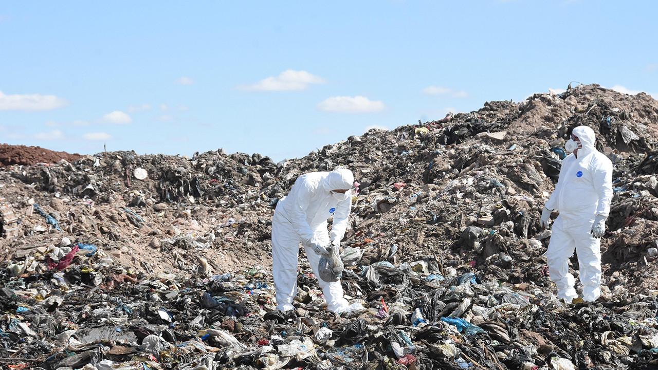 Korkunç şüphe! Kayıp genç kız çöplükte aranıyor