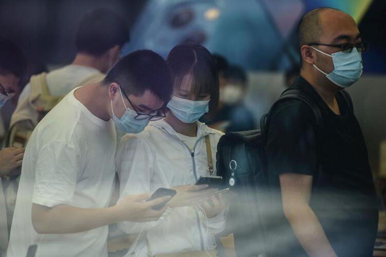 iPhone çılgınlığı başladı! Pandemi bile onları durduramadı - Resim: 2