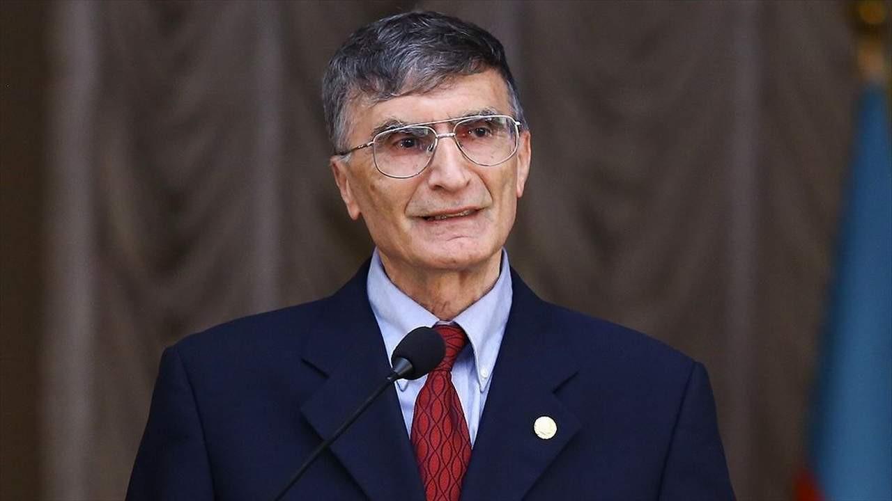 Nobel ödüllü Prof. Dr. Aziz Sancar: ''Hata yaptım''