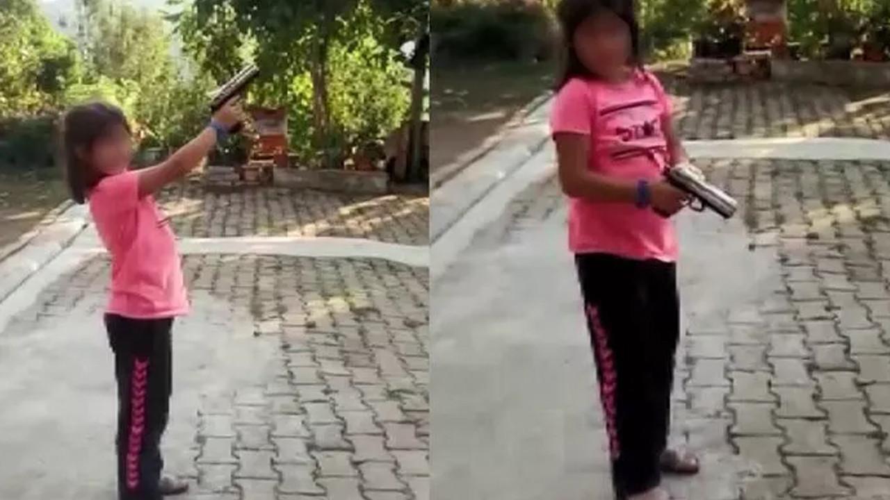 Skandal görüntülerdeki küçük kız ve babası konuştu
