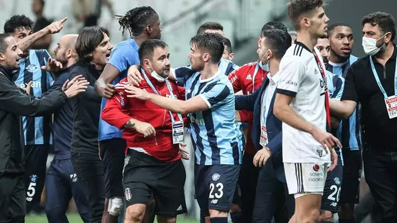 PFDK, Beşiktaş - Adana Demirspor maçı kararlarını açıkladı