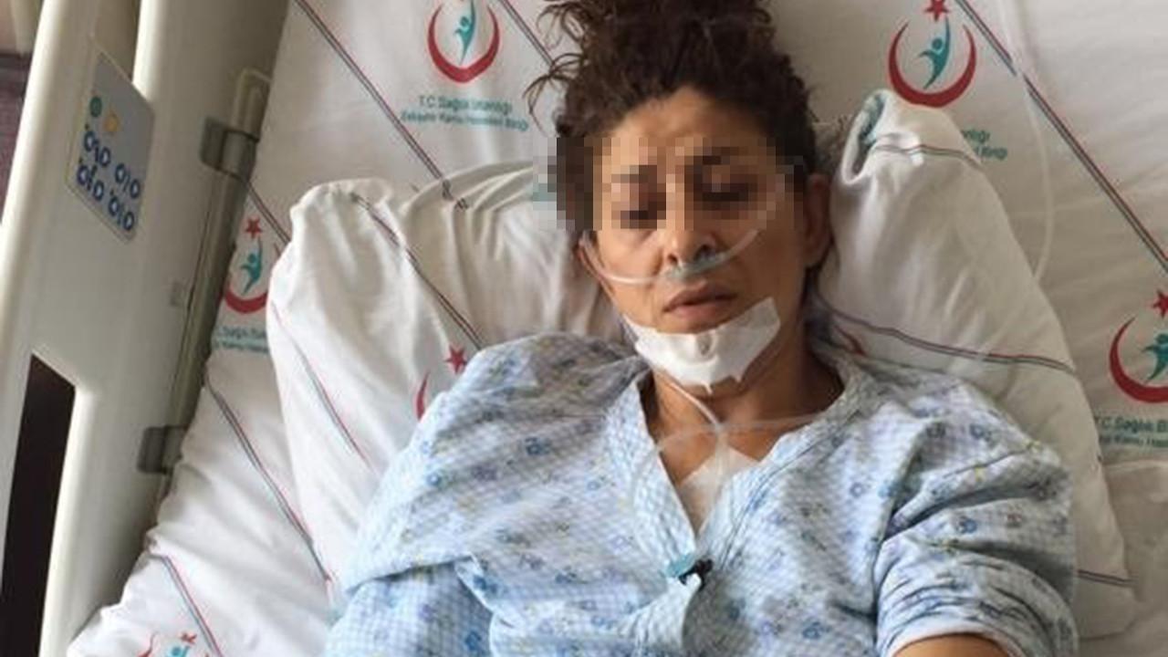 Eşini 16 yerinden bıçaklayan zanlıya ceza indirimi istendi