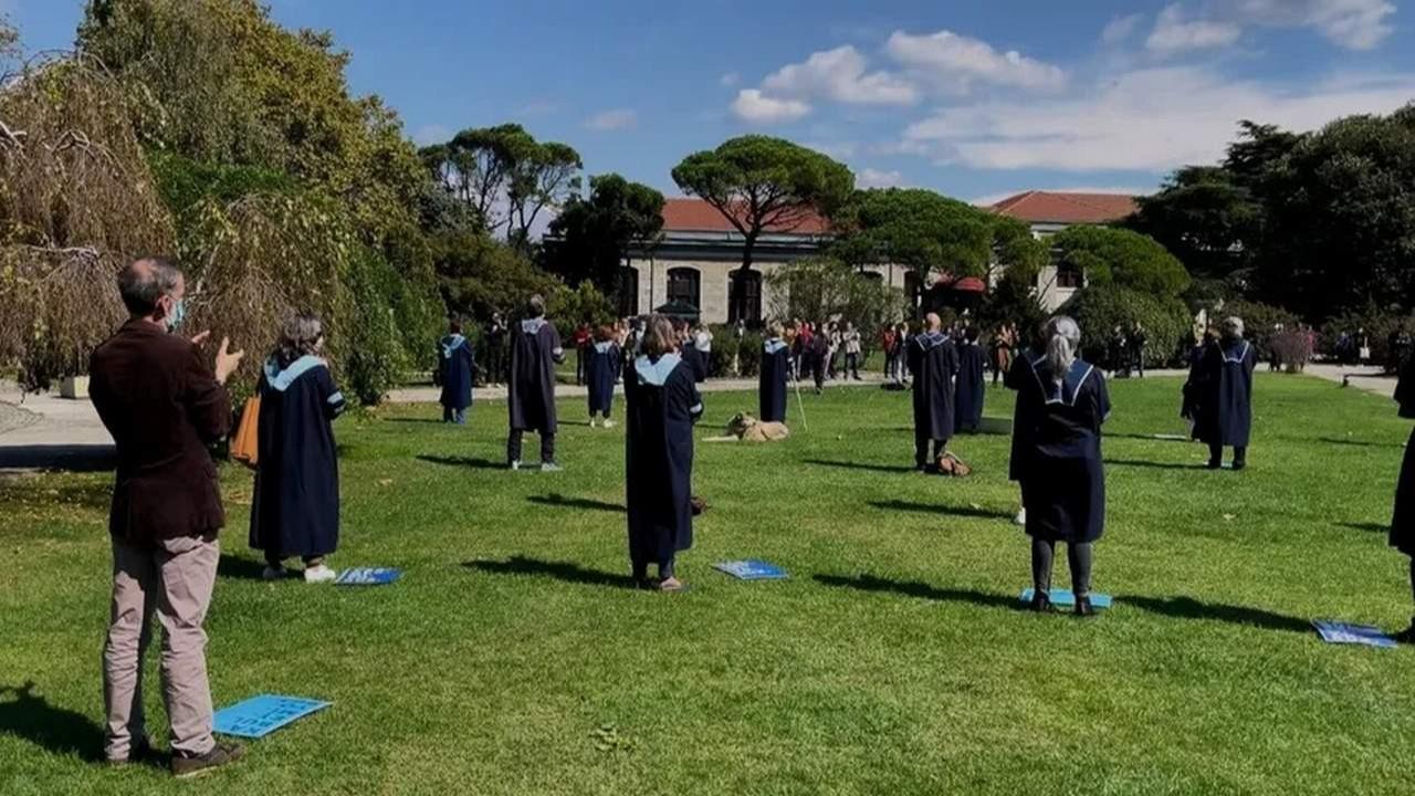 Boğaziçi'nde akademisyenlerin nöbeti 264'üncü gününde