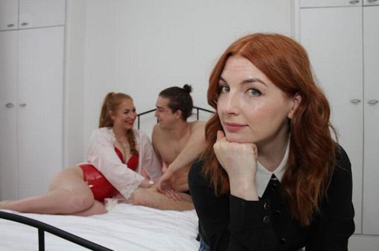 Röportaj sırasında cinsel ilişki skandalı! Sunucu gözlerine inanamadı - Resim: 2