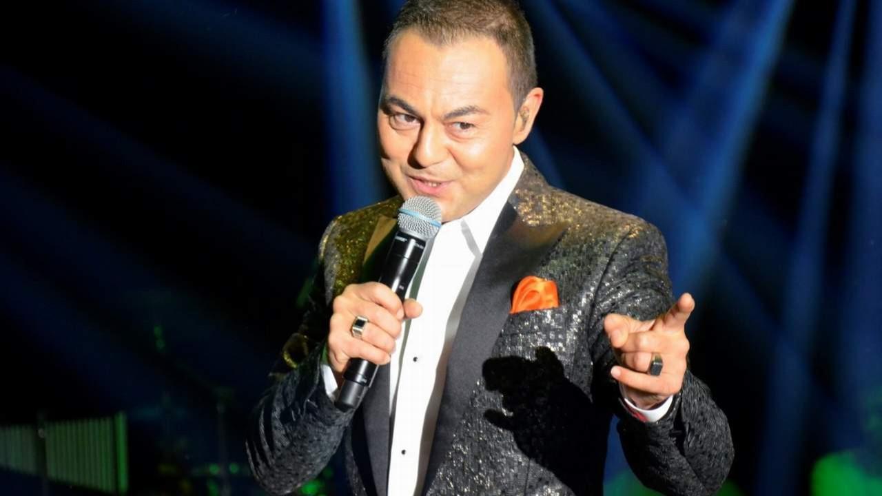 Serdar Ortaç, Beşiktaş'tan böyle özür diledi