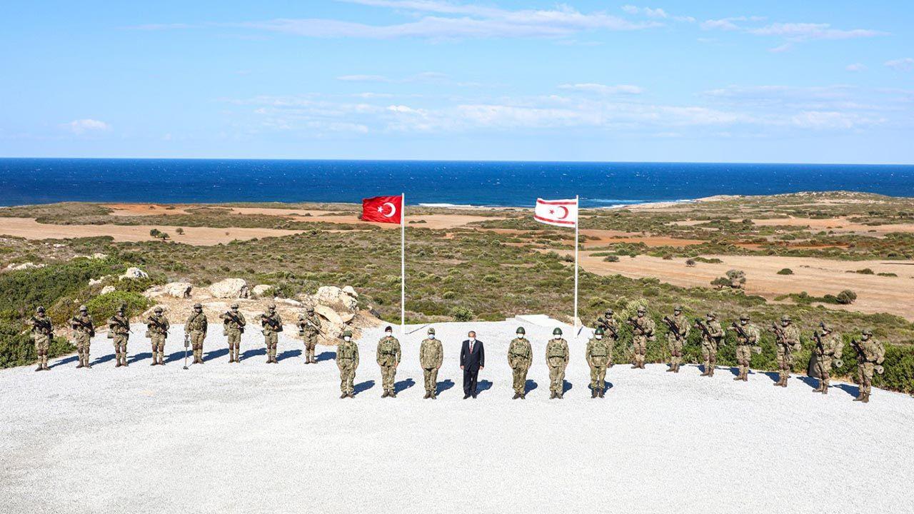 KKTC'de ''Akdeniz Fırtınası'' esti! Tüm dünyaya büyük gözdağı - Resim: 3