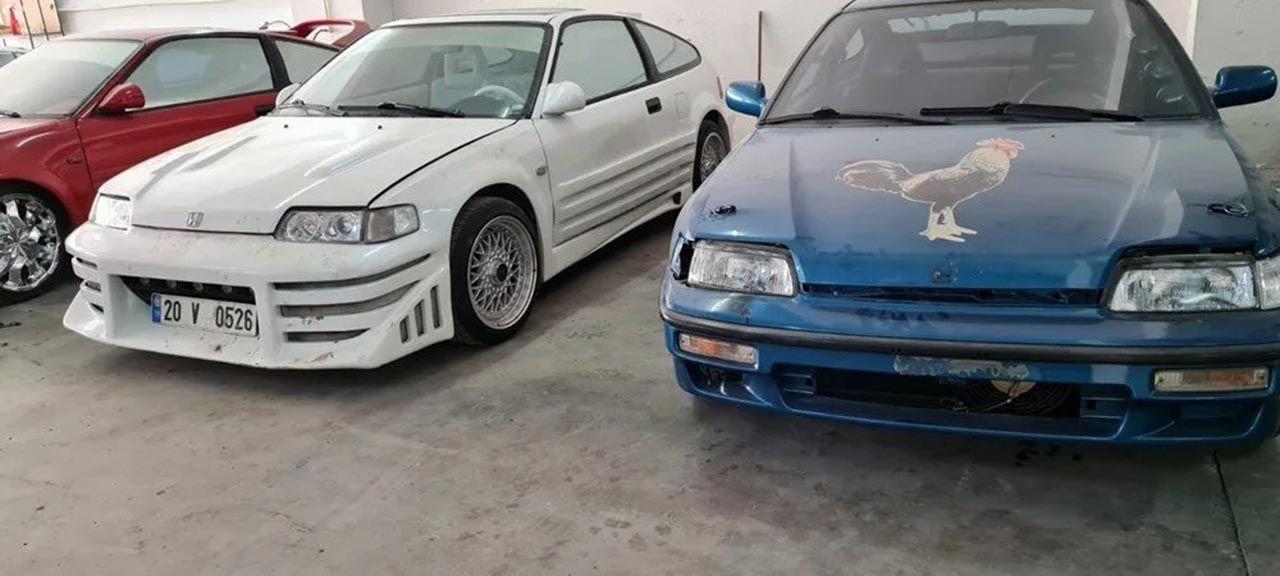 Türkiye'nin en büyük otomobil koleksiyonu satılıyor! 17 araç, 17'si de aynı araç! - Resim: 2