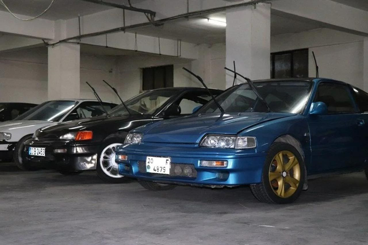 Türkiye'nin en büyük otomobil koleksiyonu satılıyor! 17 araç, 17'si de aynı araç! - Resim: 3